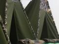 Festa do pijama camuflada - Cabanas Festas