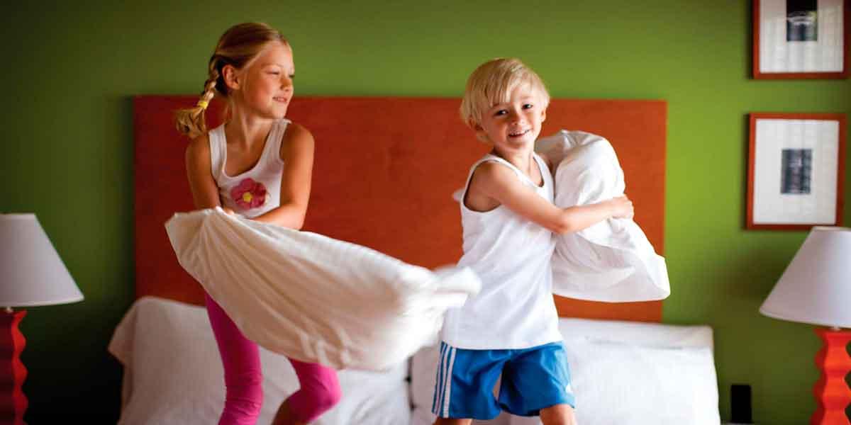 Dicas de brincadeira para festa do pijama